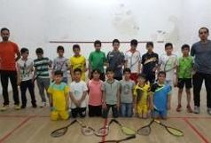 برگزاری مسابقات استانی اسکواش جام رمضان در بیرجند