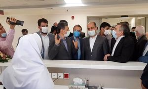 امیدواریم روند ایجاد مراکز درمانی در استان ادامه دار باشد