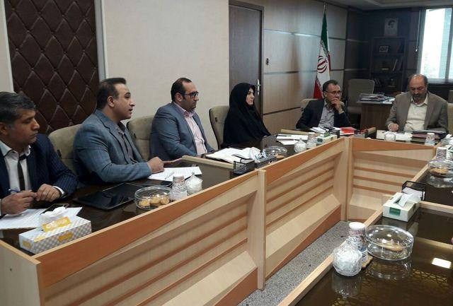 بازنگری در روند برگزاری کنگره شهدای استان