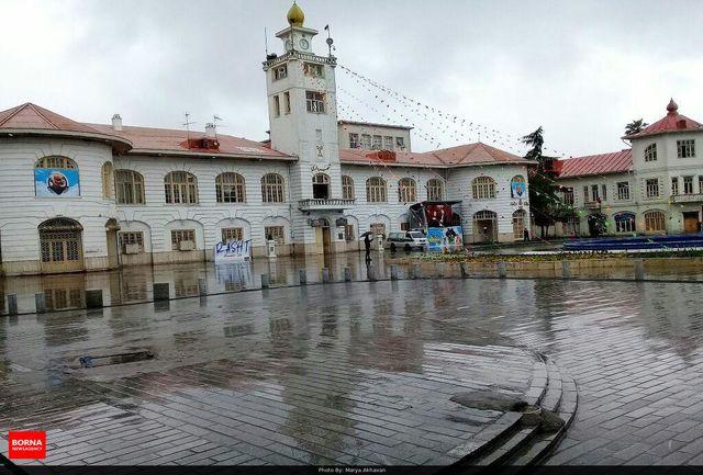 کدام استان ها بارانی میشوند؟