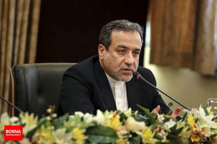 هیچکس نباید ایران را به خاطر کاهش تعهداتش در برجام زیر سوال ببرد