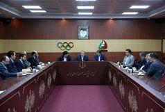 برگزاری نخستین نشست ستاد فرهنگی بازیهای المپیک توکیو