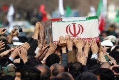 سرانجام پیکر شهید اکبری پس از 35 سال به مهین بازگشت