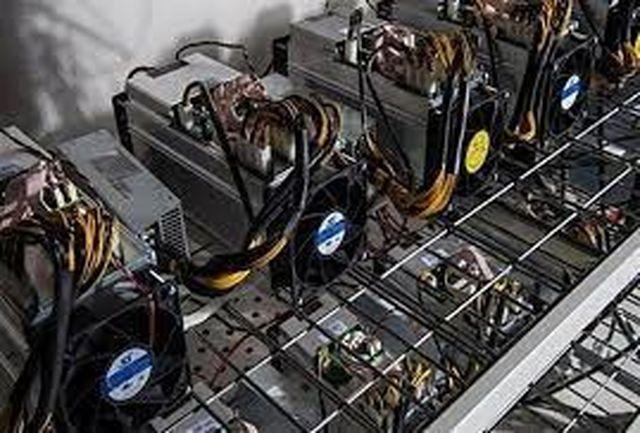 کشف 18دستگاه استخراج ارز دیجیتال در آبادان