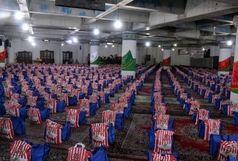 توزیع چهار هزار بسته معیشتی در هفته دفاع مقدس/طبخ و توزیع چهار هزار پرس غذای گرم به همت گروه های جهادی