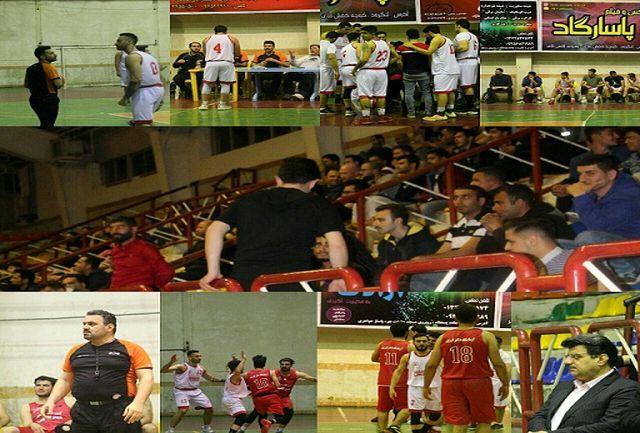 پیروزی تیم بسکتبال شهرداری لنگرود در نخستین گام