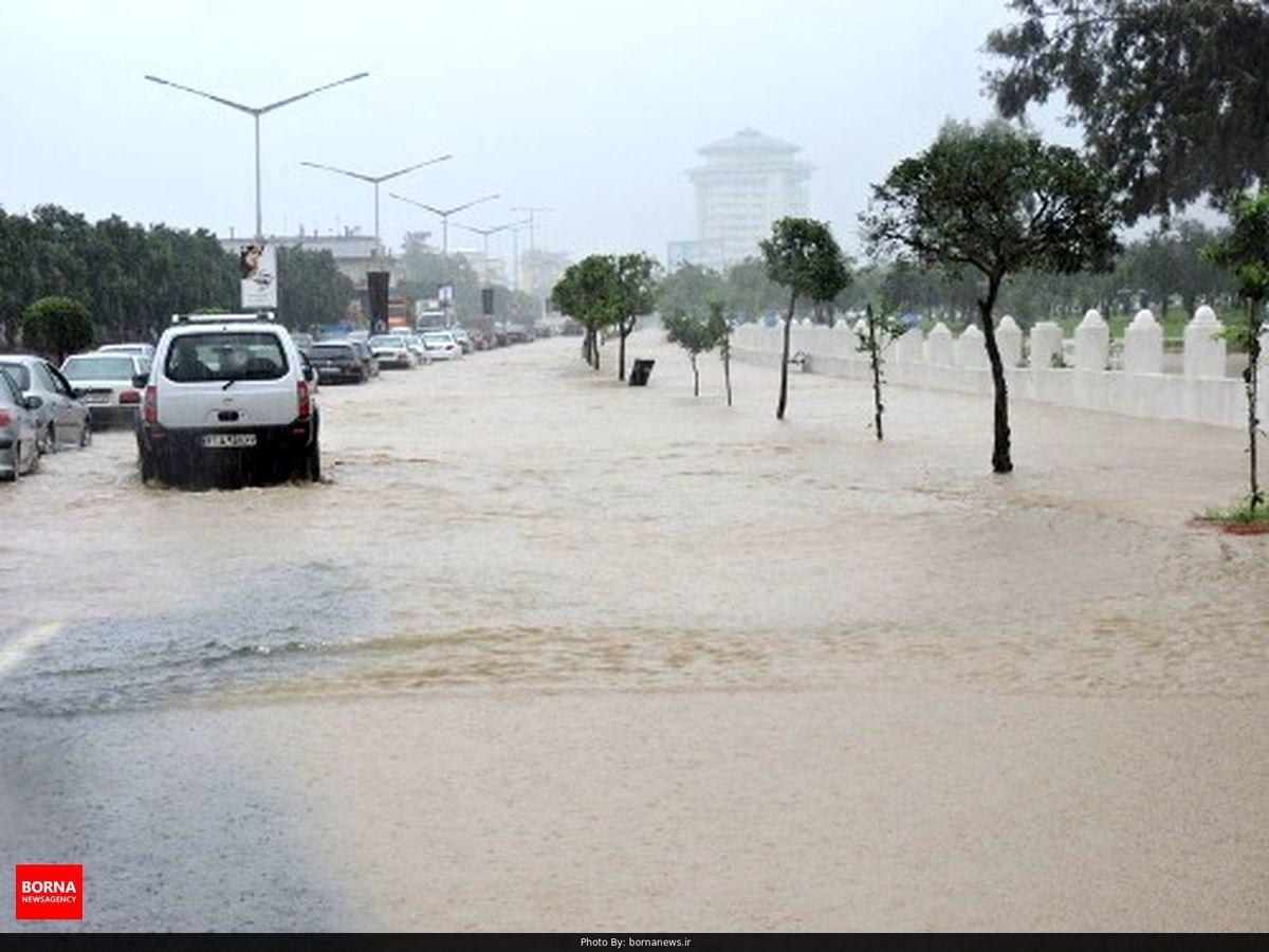 پیدا شدن جسد سومین مفقود سیلاب بافت در کرمان