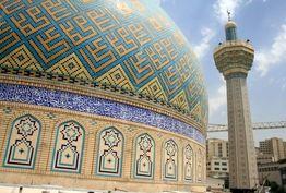 کلنگ زنی زمین 500متر مربعی برای ساخت مسجد