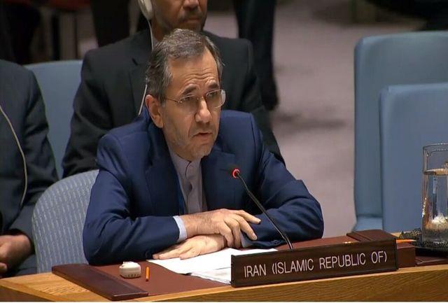 انتقاد ایران از انفعال شورای امنیت