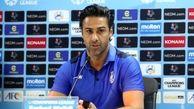 تصمیم گرفتیم اصلا به مشکلات فکر نکنیم/ چه فرقی بین بازیکنان الهلال و تیم ملی سوریه است؟