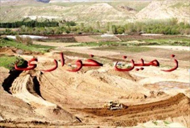 زمین خواری 20 هزار میلیارد ریالی در فارس