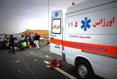11 نفر در تصادف های قم کشته و زخمی شدند