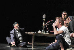 مرزبان: بازیگران تئاتر وزنه سنگینی برای آثار حوزه ی سینما و تلویزیون هستند