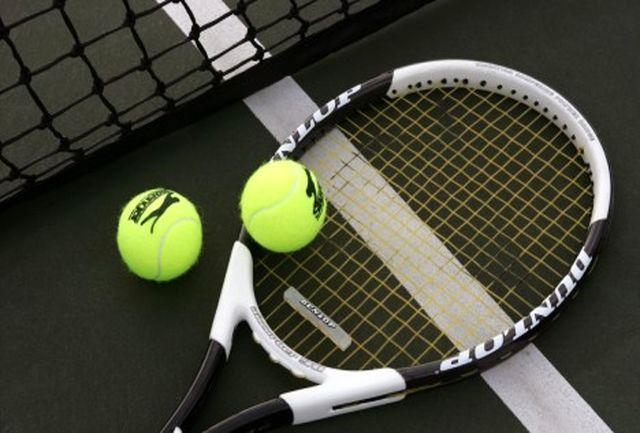 پایان رقابت های انتخابی تنیس بانوان