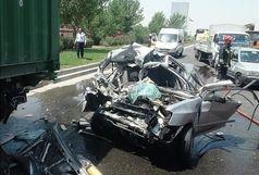 رشد 32 درصدی درگذشتگان تصادفات جاده ای استان زنجان