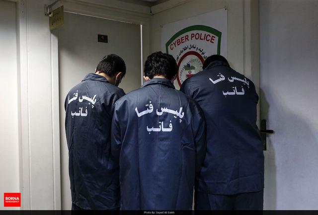 دستگیری جاعلان کارت های مترو و اتوبوس در تهران +فیلم