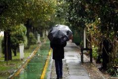 ثبت 22 میلی متر بارندگی در استان تهران در آذرماه سال جاری/ کاهش 53 درصدی بارش ها نسبت به سال گذشته