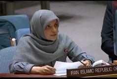 ایران مصمم به توانمندسازی زنان و دختران است