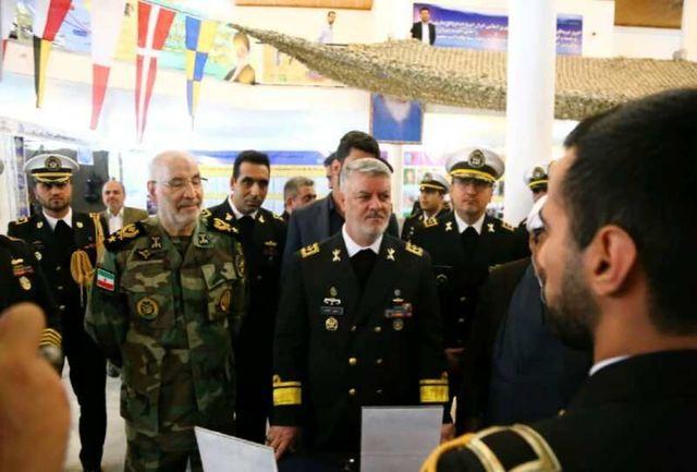 هفدهمین دوره معارف جنگ در دانشگاه علوم دریایی امام خمینی (ره) نوشهر افتتاح شد