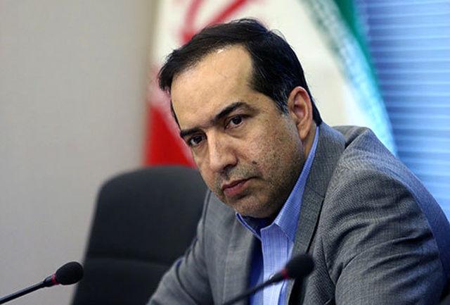 حسین انتظامی موفقیت «متری شیش و نیم» را تبریک گفت