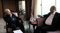 دیدار استاندار ایلام با وزیر بهداشت ودرمان