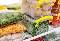 با اصول نگهداری غذا در فریزر آشنا شوید