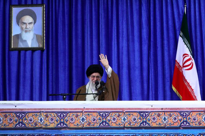 سخنرانی نوروزی رهبر انقلاب اسلامی در حرم مطهر رضوی برگزار نمیشود