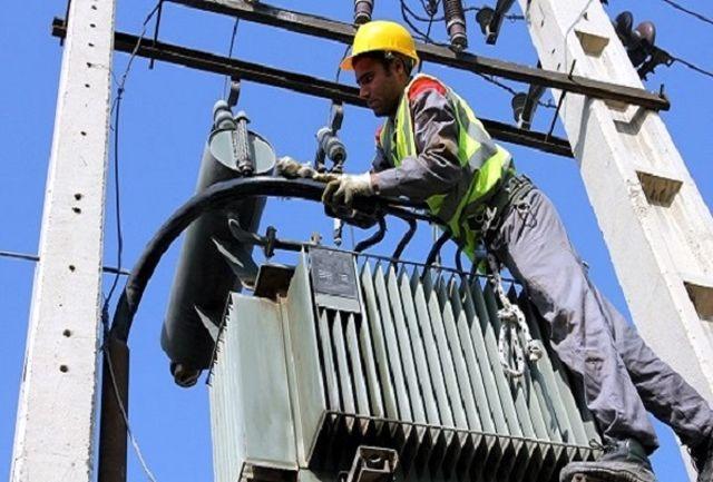 تعویض 24 کیلومتر شبکه سیم برق فرسوده به کابل خودنگهدار در باشت