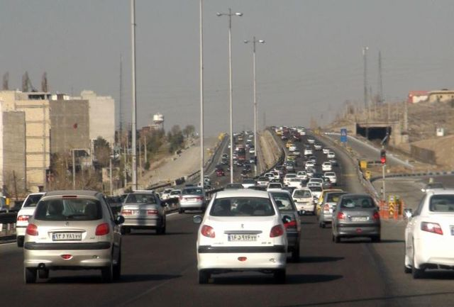 """محدودیت ترافیکی 6 ماهه در آزاد راه """"کرج - قزوین"""""""