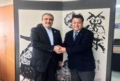 تاشیما: فوتبال ایران، افتخار آسیا است