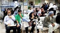 آمار بیماران حاد تنفسی ناشی از بارندگی های اخیر جنوب غرب خوزستان تا ۲۲ آبان ماه ۹۹