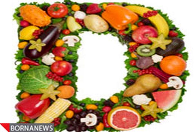 مصرف ویتامین D خطر مرگ بر اثر کرونا را کاهش دهد