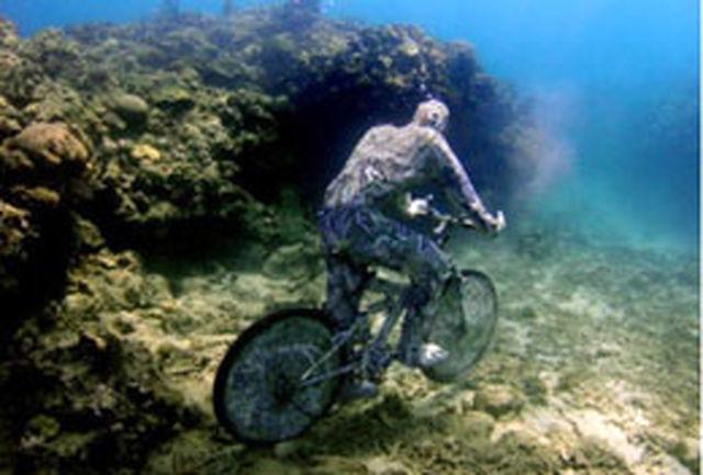 تنفس در زیر آب ممکن می شود!