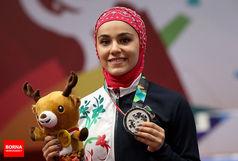 نقرهای به ارزش طلا/ کیانی در ووشوی ایران تاریخساز شد