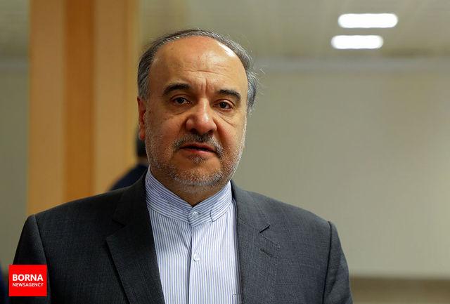 وزیر ورزش نایب قهرمانی تیمملی کاراته در لیگ جهانی را تبریک گفت