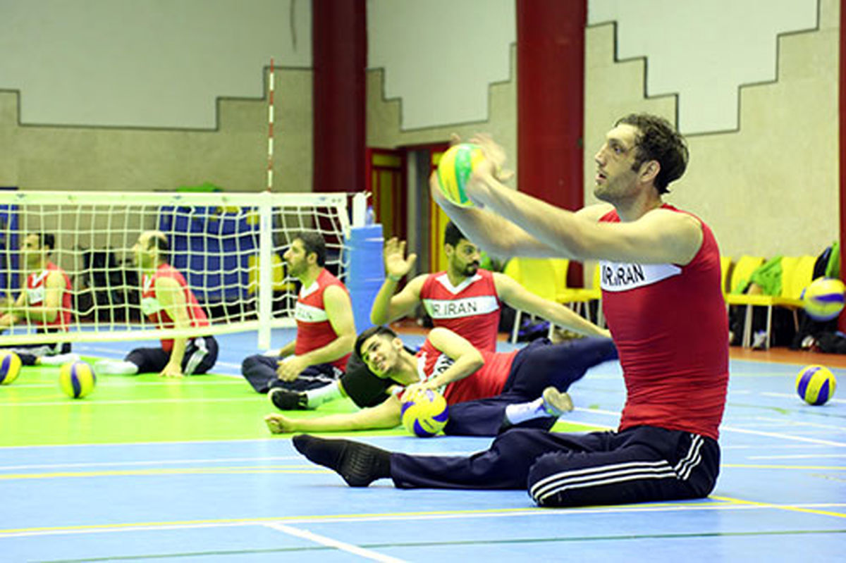 تمجید کمیته بینالمللی پارالمپیک از ستاره والیبال نشسته ایران