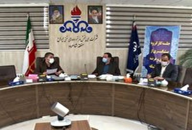 طرح الکترونیکی توزیع گاز مایع در استان سمنان