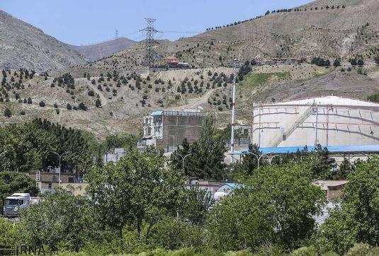 توپ انتقال انبار نفت در زمین وزارت نیرو/ انتقال انبار نفت از تهران سخت و پر هزینه است