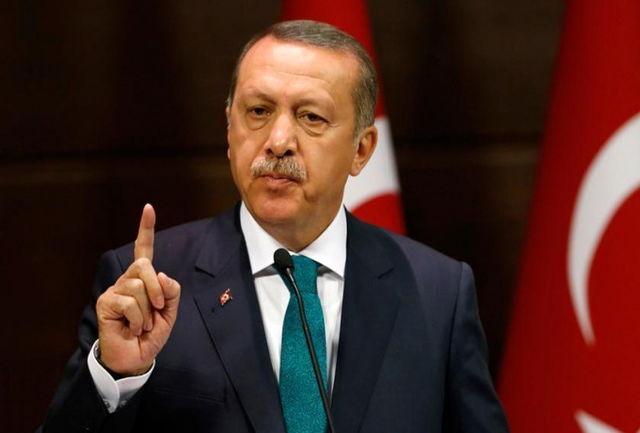 اردوغان: مگر قرار است مردم ما به خاطر تحریمهای آمریکا از سرما یخ بزنند؟!