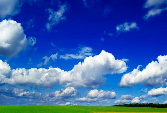ثبت هوای پاک برای آخر هفته اصفهان