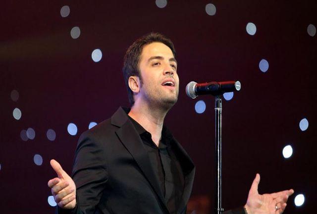 بنیامین در خرم آباد آواز می خواند
