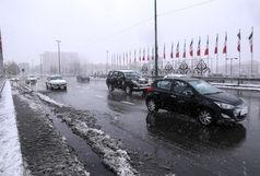هشدار هواشناسی؛ بارش ۴ روزه برف و باران