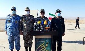 رزمایش مشترک تخصصی پدافند هوایی مدافعان آسمان ولایت 99 برگزار میشود