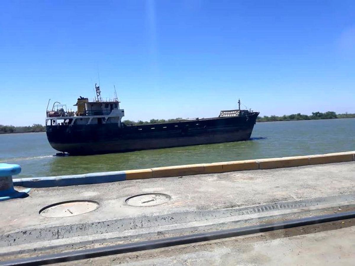توقیف 5 شناور در خلیج فارس