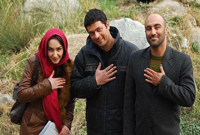 پژمان بازغی، هانیه توسلی و محسن تنابنده ندارهای رادیو