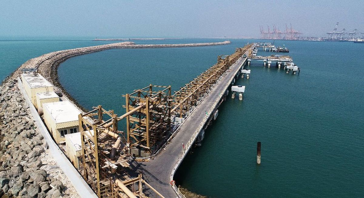 شش پروژه بزرگ دریایی و بندری در هرمزگان ۲۴ تیرماه بهره برداری می شود