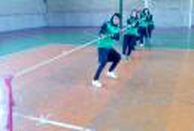 جشنواره ورزشی دختران دانش آموز در شهرستان نمین برگزار شد