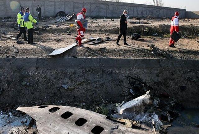 ادعای تازه اوکراین درباره سقوط هواپیمای اوکراینی