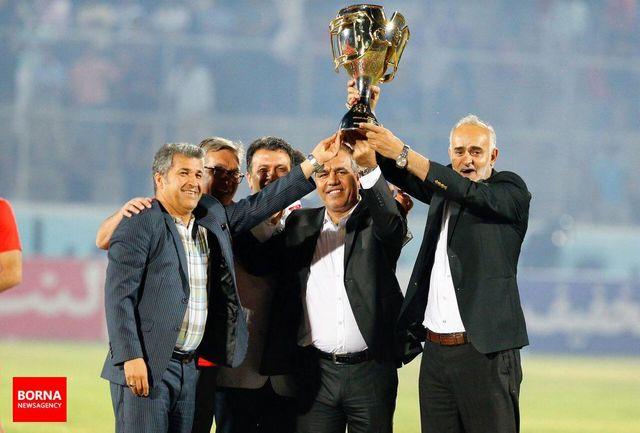عرب: مطمئن بودیم برنده میشویم/ تلاش میکنیم خواستههای برانکو را برآورده کنیم