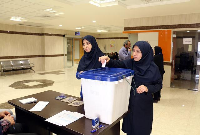 اعلام نتایج پنجمین دوره انتخابات نظام پرستاری همدان